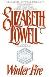 Winter Fire Elizabeth Lowell Book Cover