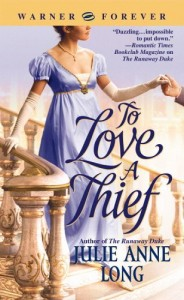 To Love A Thief Julie Ann Long Book Cover