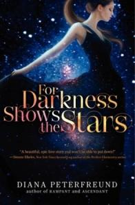 For Darkness Shows The Stars Diana Peterfreund Book Cover