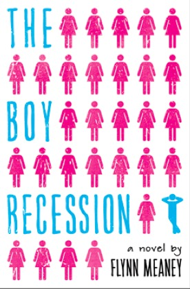 The Boy Recession Flynn Meany Book Cover