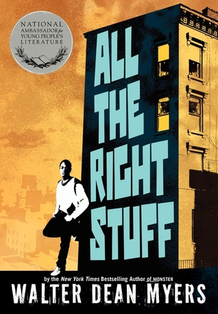 All The Right Stuff Walter Dean Myers Book Review