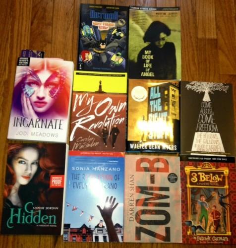 10 Book Weekend