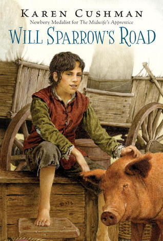 Will Sparrow's Road by Karen Cushman Book Cover