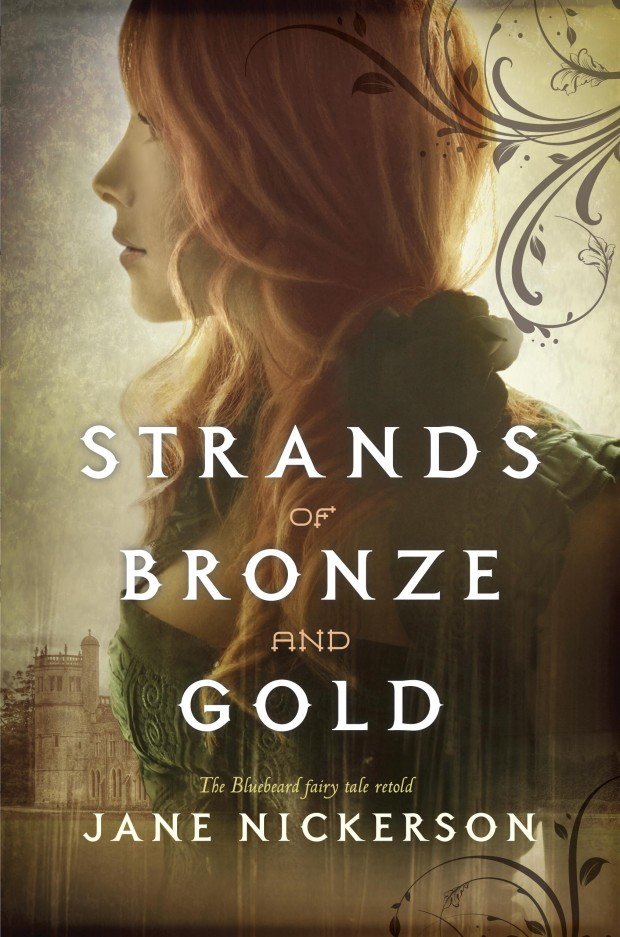 Strands Of Bronze And Gold Jane Nickerson Book Cover