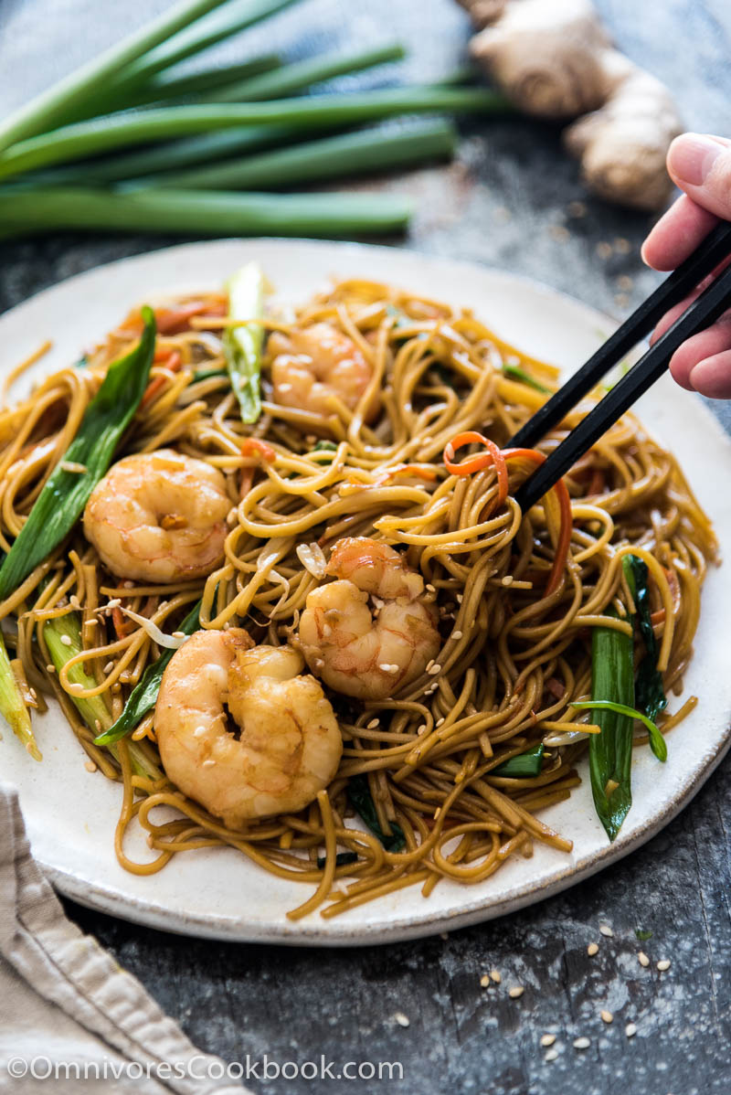 Fullsize Of Shrimp Lo Mein