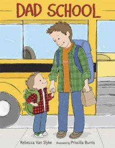 Dad_School book cover