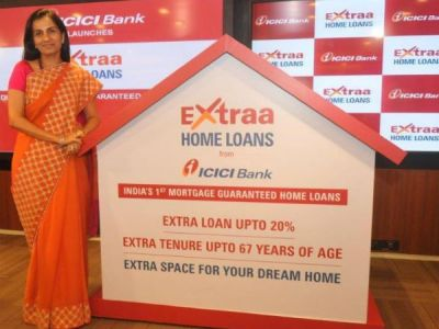 ICICI Bank unveils first guarantee-backed home loan ...
