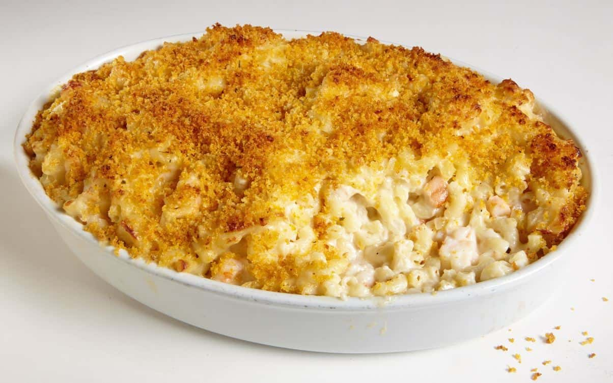Fullsize Of Seafood Mac And Cheese