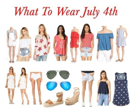 What to Wear: July the 4th