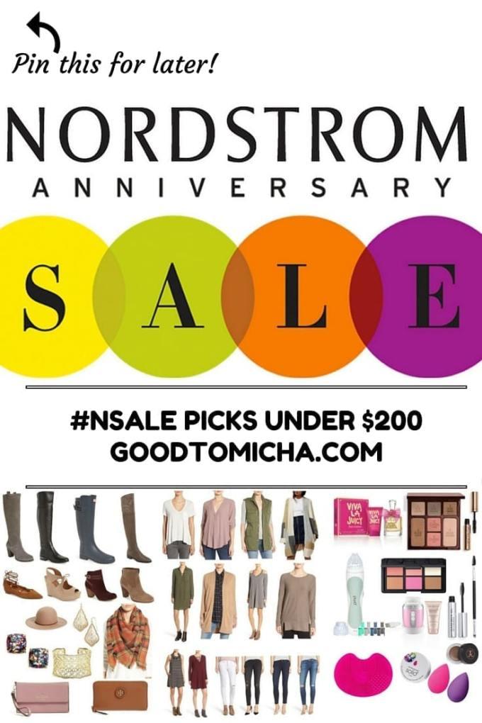 #nsale shopping guide   goodtomicha.com