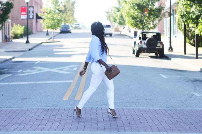 White After Labor Day// Shop September's Best Sales