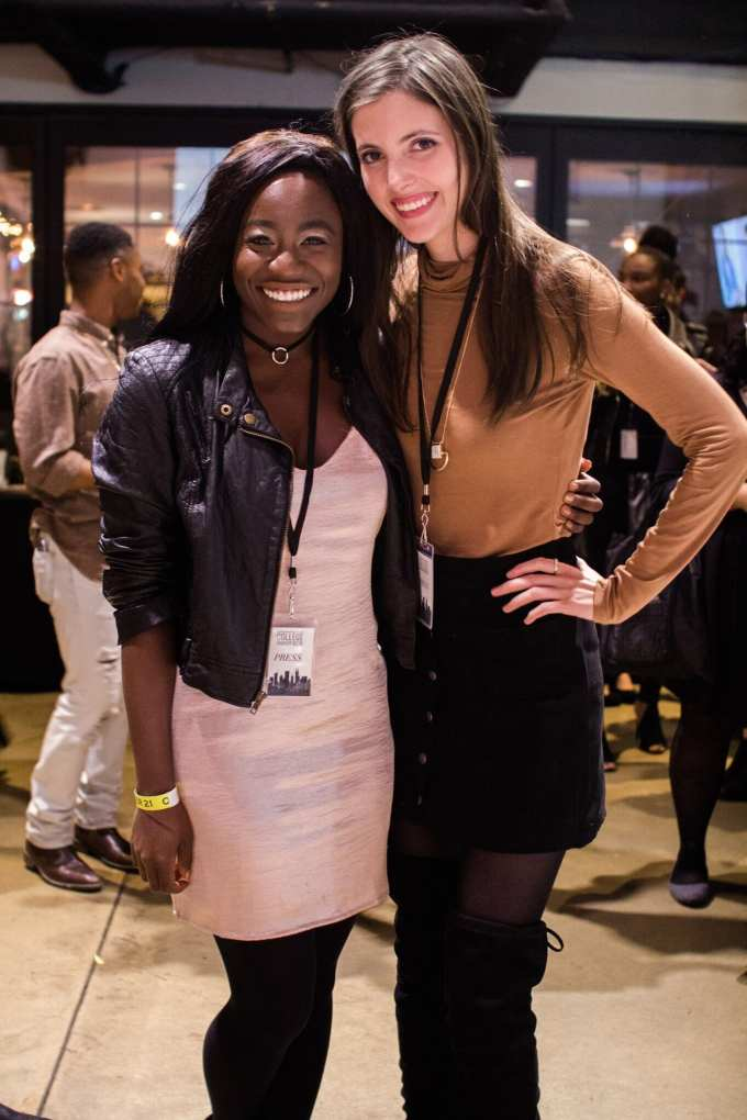 Bloggers + Fashion + Networking // Chicago College Fashion Week with Her Campus