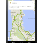 Google Maps 7.0 Route