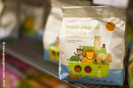 02 Marks & Spencer Animal Biscuits