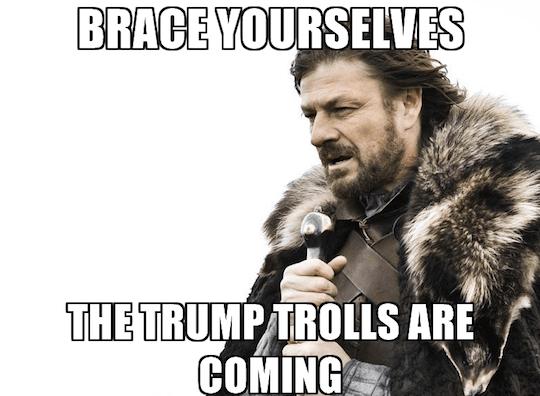 Trump Trolls