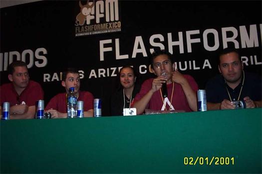 Flash for México 2003 - Rolf Ruiz