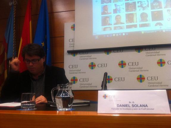Daniel Solana - CEU