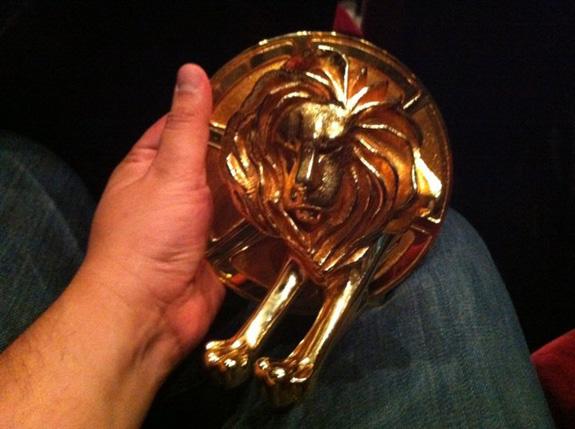 El medallero de México en Cannes