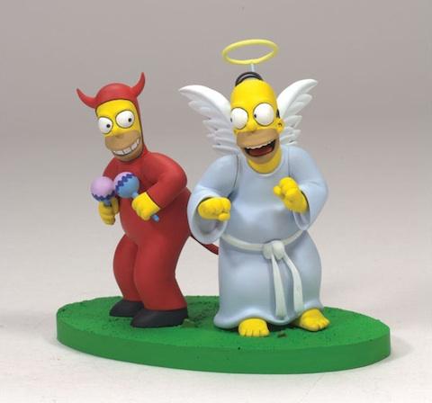 Ángel y Demonio