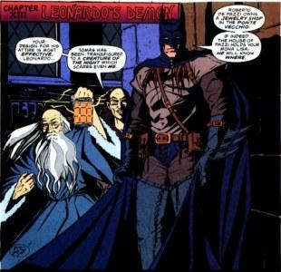 Hasta Lorenzo de Medici ha encarnado a Batman.