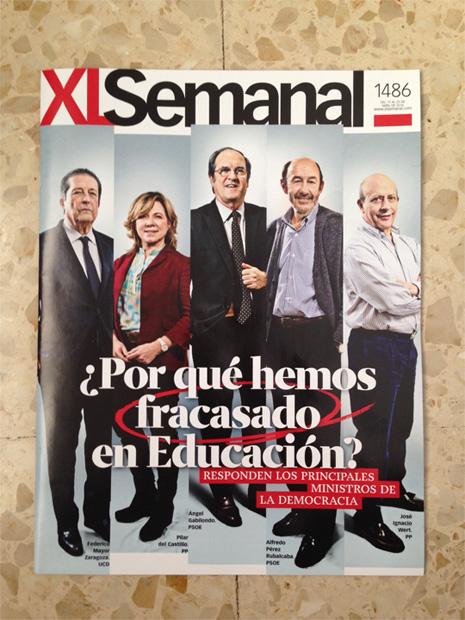 MInistros de Educación de España