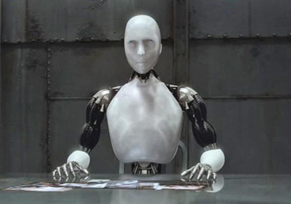 """Sonny - """"I, robot"""""""