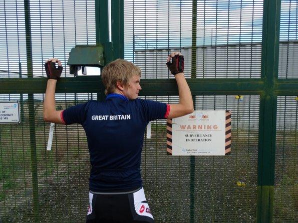 adidas Team GB 2016 Cycling Jersey