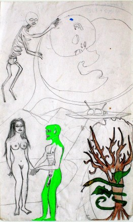 Alien and Eve