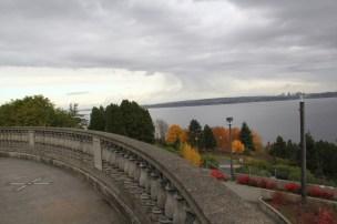 Bridge of a storm