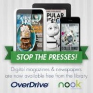 Digital magazines & newspapers