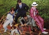 『ピカ☆★☆ンチ』八潮団地でのロケ