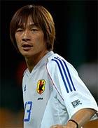 サッカー元日本代表・奥大介氏