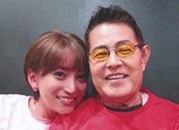 加藤茶 妻とのツーショット