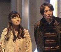 竹田氏と畑山亜梨紗のFRIDAY写真