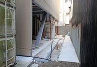 違法増築スペース