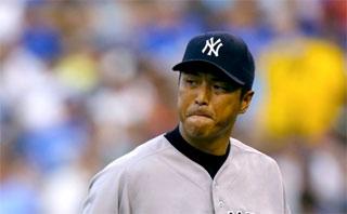 ヤンキーズ時代の重圧から解放 黒田