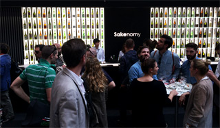 SAKENOMY@ミラノ国際博覧会