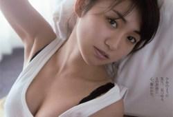 大島優子 海外逃亡の裏情報・・・【実話】脱ぎたがり極秘フルヌード撮影計画w