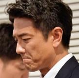 原田龍二 自身の不倫ニュース読み上げるw謝罪会見では真顔で性欲語り報道陣が笑ってはいけない状態に