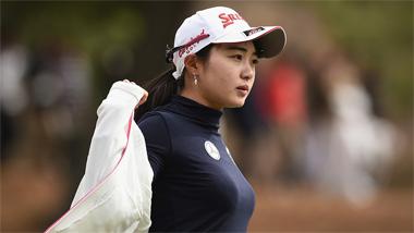 巨乳 女子ゴルフ