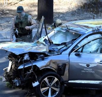 タイガー・ウッズ大事故で選手生命の危機「命を落とさなかったのは奇跡」運転してたヒュンダイ車が話題