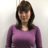 三谷紬[テレ朝]女性アナランキングではトップ10圏外w爆乳なのに人気が伸び悩んでいる理由とは?