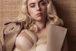 ビリー・アイリッシュのセクシーグラビアが物議に コルセットの衣装に込められたメッセージとは