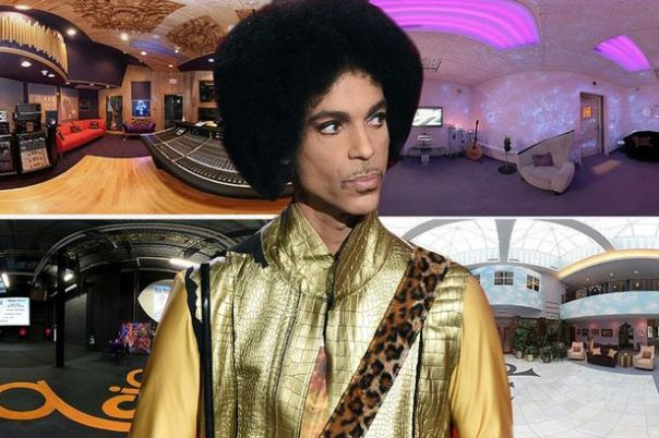 (Photos) See Inside Late Musician Prince's $10million Mansion, His Junky Sister Might Inherit His $800m Fortune