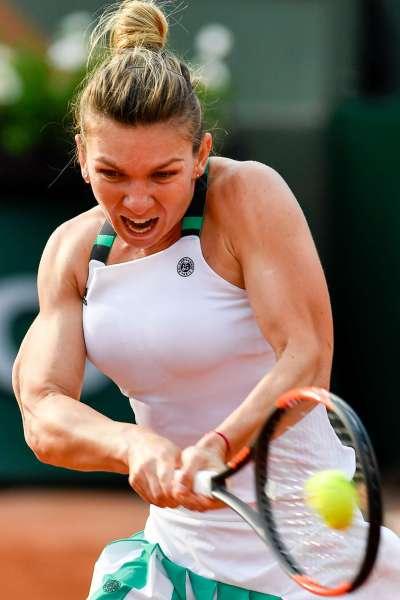 Simona Halep – 2017 French Open Tennis Tournament in Paris – GotCeleb
