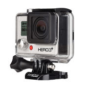GoPro HERO3+ Silver Edition Digital Camera & Camcorder