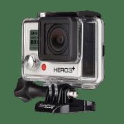 GoPro HERO3+ Silver Edition Digital Camera & Camcorder
