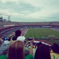 ブラジル代表 v セルビア代表 @Estádio do Morumbi