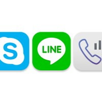 IP電話アプリ