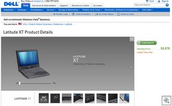 Dellxtproduct page